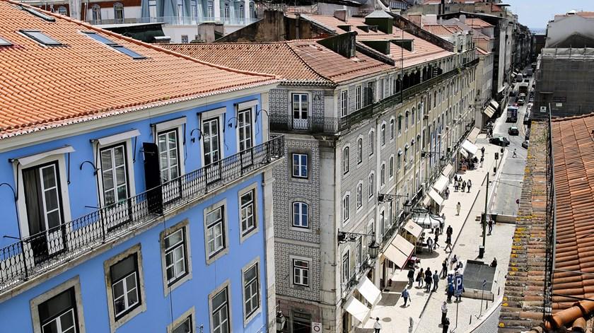 Vila Flor, no distrito de Bragança, é o município português onde arrendar casa é mais barato. Foto: Joana Bourgard/RR