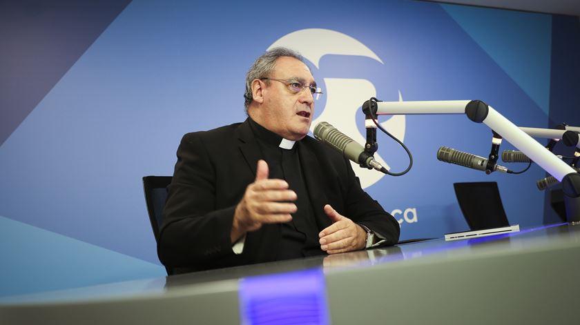 Padre Jose Maria Gil Tamayo, secretário e porta-voz da Conferência Episcopal de Espanha. Foto: Joana Bourgard/RR
