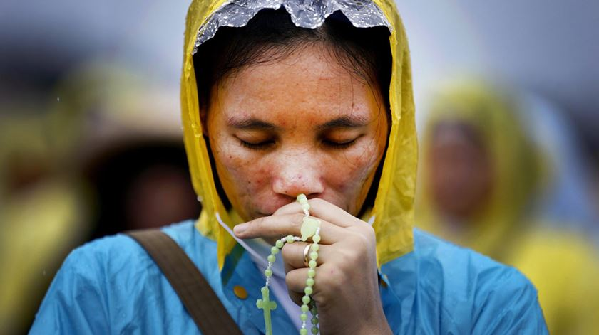 A Igreja tem grande influência na sociedade filipina. Foto: DR