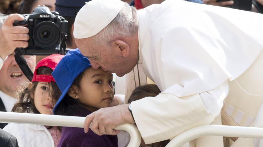 O Papa Francisco tem noção da gravidade do problema dos abusos, garante especialista. Foto: Maurizio Brambatti/ EPA