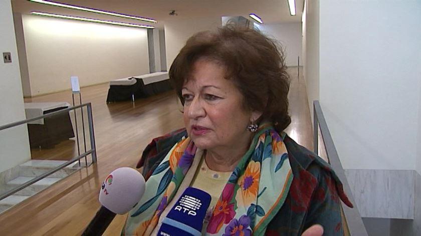 Cândida Almeida antevê dificuldades no julgamento de José Sócrates. Foto: DR