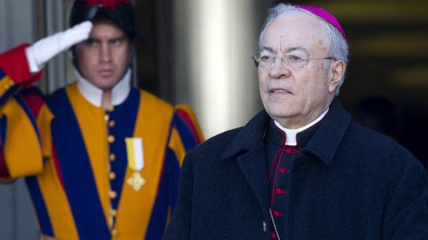 D. Manuel Monteiro de Castro, o cardeal português biografado por Rosário Lira. Foto: EPA