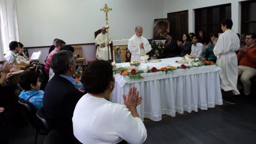 Membros do movimento Caminho Neocatecumenal, um exemplo de um movimento que tem crescido muito na vida da Igreja. Foto: DR