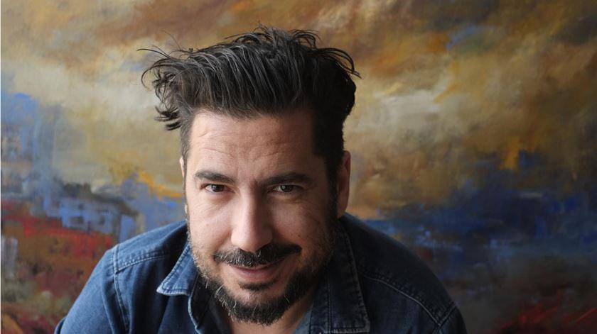 """Luís Pedro Nunes, diretor do suplemento """"Inimigo Público"""" do jornal """"Público"""", responde à PSP. Foto: DR"""
