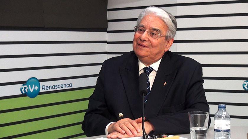 Padre Vítor Feytor Pinto critica a forma como está a ser feito o debate sobre a eutanásia. Foto: DR