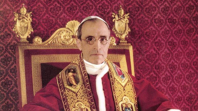 Papa Francisco reconhece papel de Pio XII para salvar judeus durante a Segunda Guerra Mundial. Foto: DR