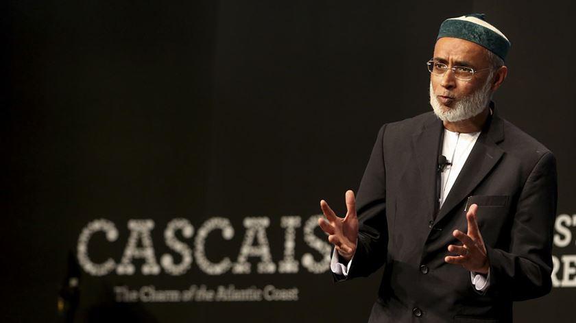 Sheikh David Munir condena atentados. Foto: Lusa