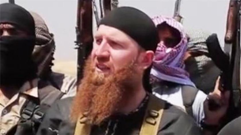 Al-Shishani estava na lista dos mais procurados dos EUA. Foto: DR