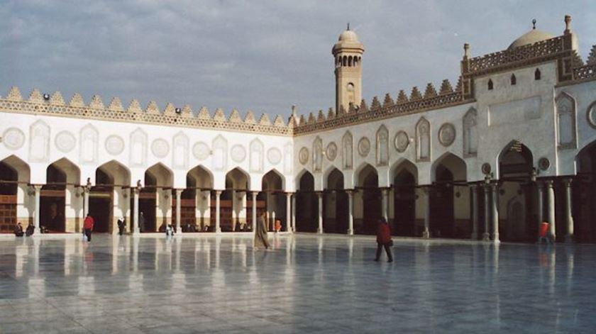 A Univerisidade de Al-Azhar, no Egipto, passará a escrever os sermões para todos os imãs do Egipto.Foto: DR