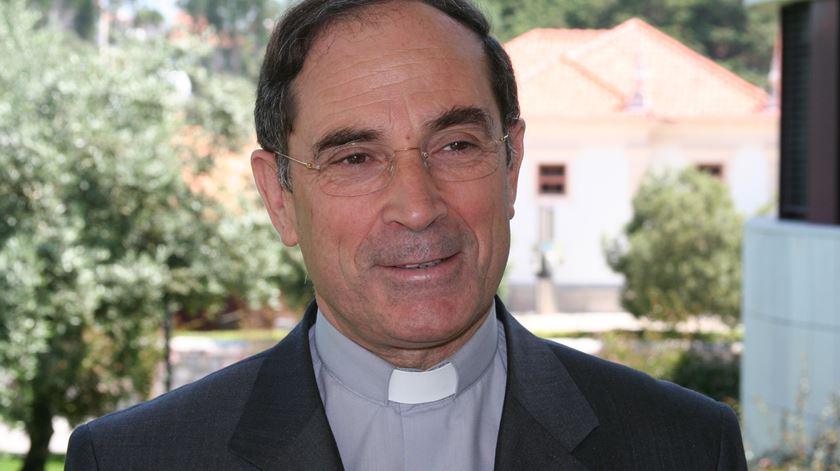 D. Antonino Dias, bispo de Portalegre. Foto: MC_Agência Ecclesia