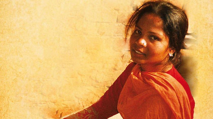Asia Bibi há mais de oito anos na cadeia por alegada blasfémia. Foto: DR