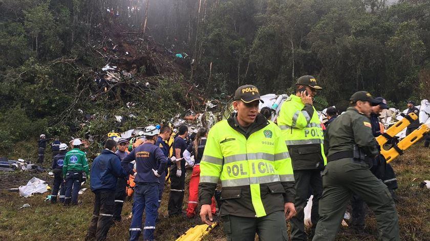 Foto: Policia de Antioquia no Twitter