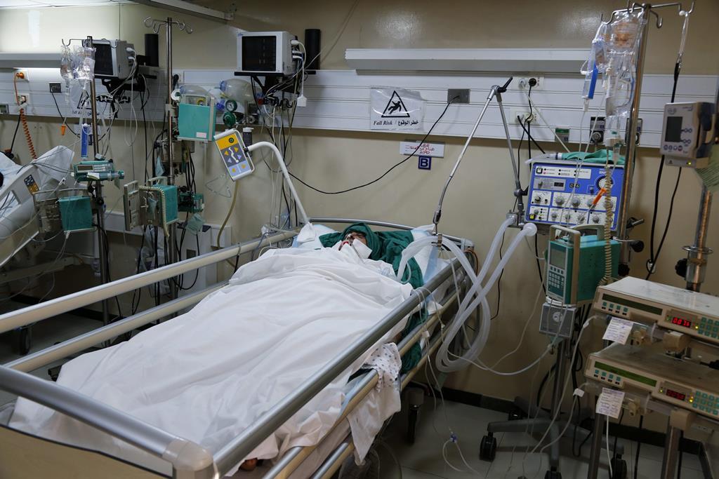 Hospitais privados disponíveis para ajudar no combate à pandemia. Foto: EPA