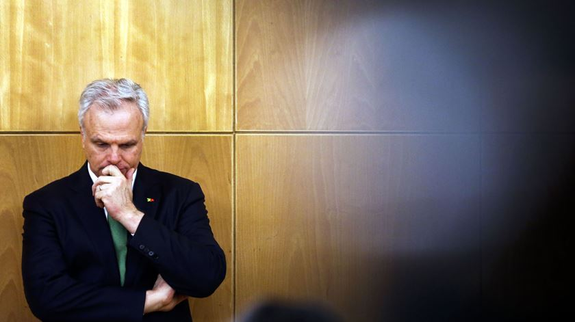 David Neeleman defende empenho dos privados na companhia. Foto: Pedro Nunes/Lusa