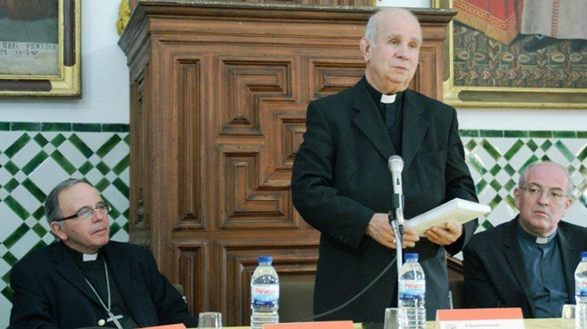 D. Maurílio Gouveia, morreu esta terça-feira. Foto: DR