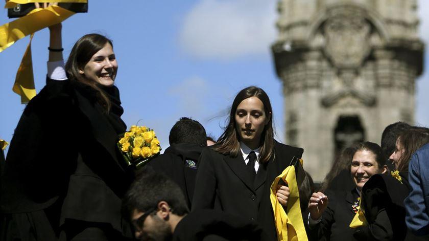 Vagas no ensino superior aumentam pelo segundo ano consecutivo. Foto: Estela Silva/Lusa