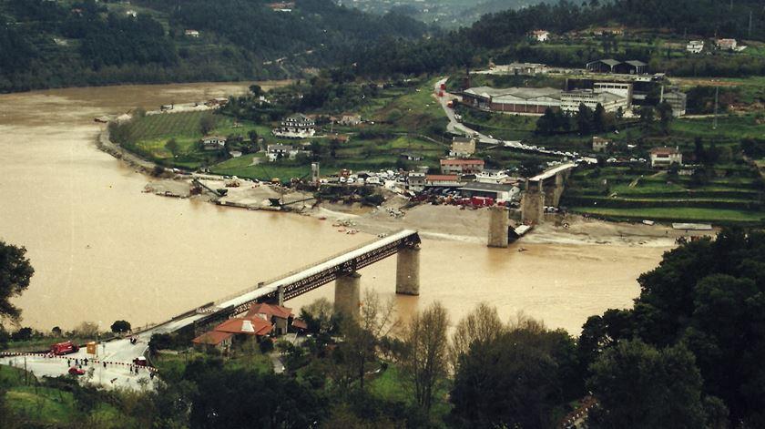 Tragédia em Entre-os-Rios há quase 18 anos resultou na morte de 59 pessoas. Foto: DR