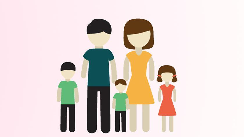 A família e os seus problemas estarão em debate no sínodo que começa dia 4 de Outubro, em Roma. Foto: DR