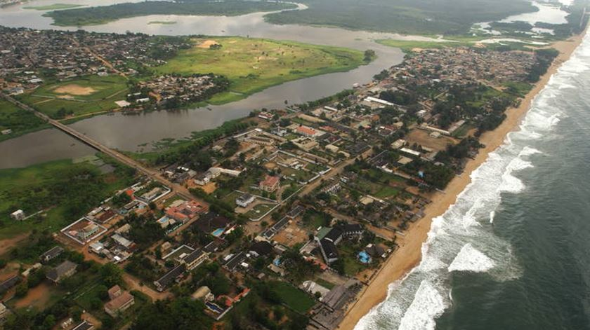 Resort Grand Bassam, Costa do Marfim. Foto: DR