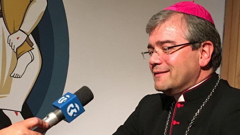 D. José Cordeiro aguarda visita do Papa em Maio. Foto: Renascença