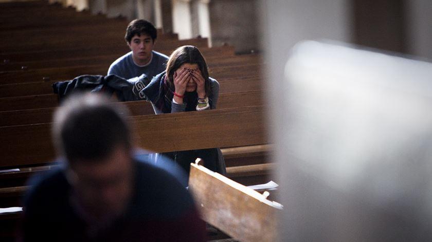 Maioria dos residentes da Àrea Metropolitana de Lisboa são católicos, mas é também o grupo mais envelhecido. Foto: Joana Bourgard/RR