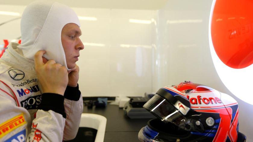 Kevin Magnussen vai mudar-se para a Renault. Foto: DR