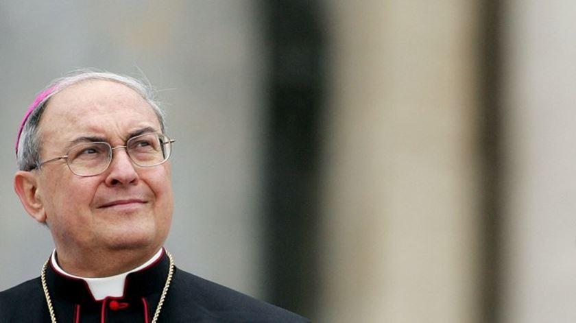 Cardeal Leonardo Sandri