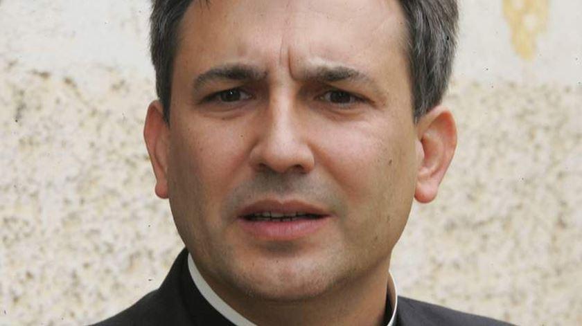 O padre Vallejo Balda admite ter passado documentos secretos a jornalistas. Foto: DR