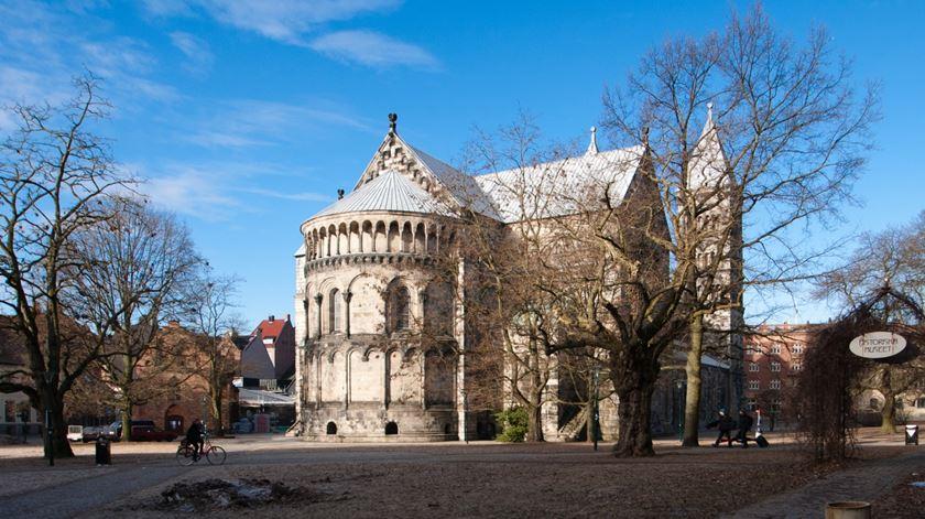 Catedral de Lund, na Suécia. Foto: Wikipedia Commons