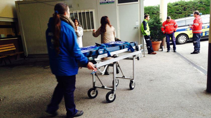 O Centro Hospitalar do Oeste integra os hospitais de Caldas da Rainha, Torres Vedras e Peniche. Foto: João Cunha/RR