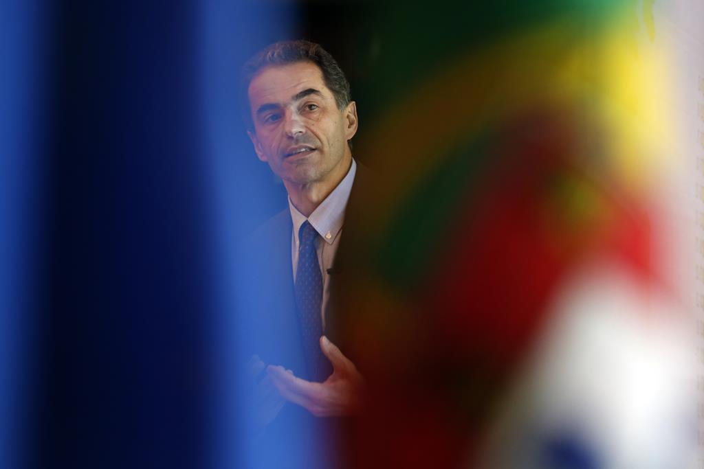 Ministro do da Ciência, Tecnologia e Ensino Superior, Manuel Heitor. Foto: Pedro Nunes/ Lusa
