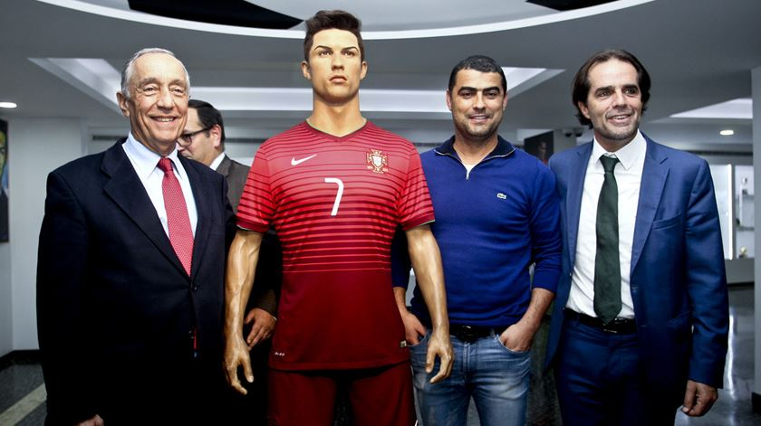 Visitou o Museu de Cristiano Ronaldo no Funchal