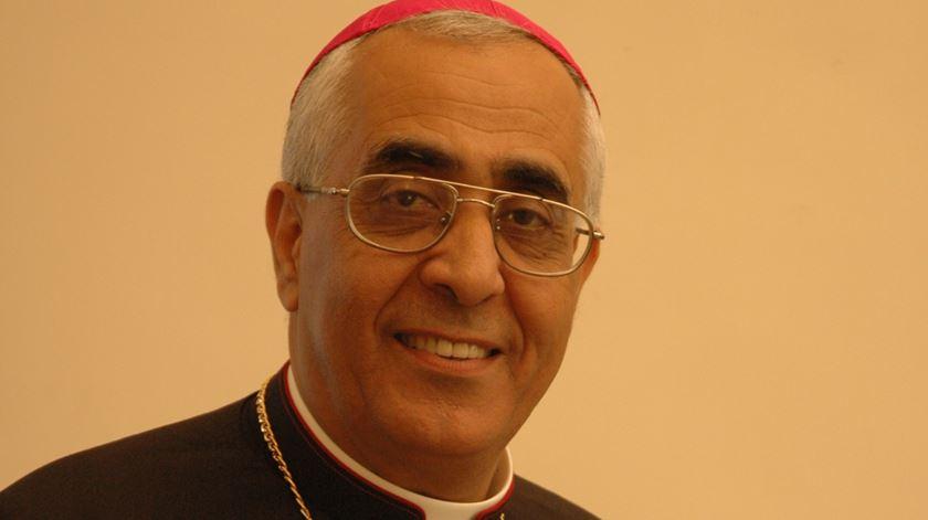 Bispo Maroun Lahham, vigário-patriarcal na Jordânia. Foto: DR
