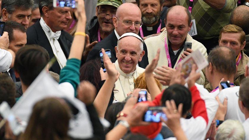 O Papa Francisco volta a criticar o clericalismo e diz que o martírio faz parte da vocação cristã. Foto: DR