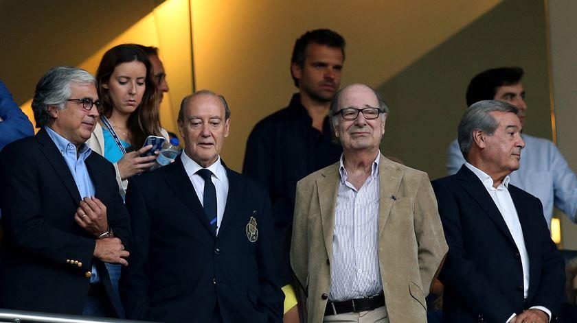 Pinto da Costa é presidente do FC Porto desde 1982. Foto: Fernando Veludo/Lusa