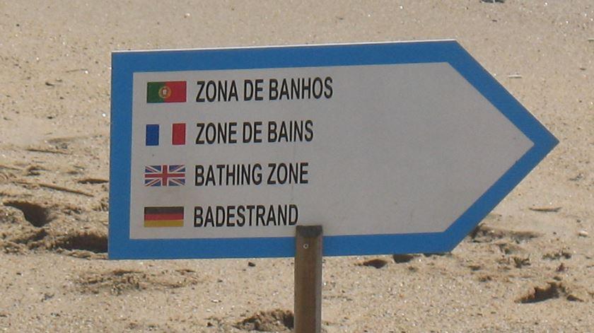 Mais um morto por afogamento nas praias portuguesas. Foto: DR