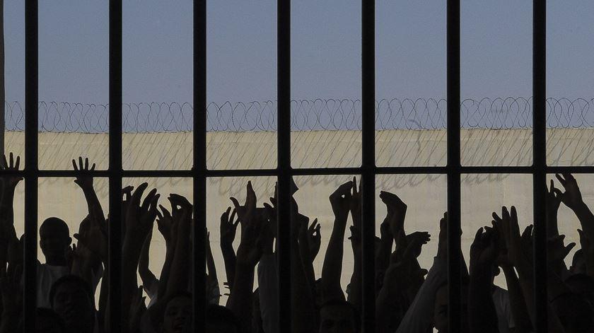 Justiça restaurativa aposta sobretudo na reabilitação dos reclusos. Foto: Wilson Dias/Agência Brasil