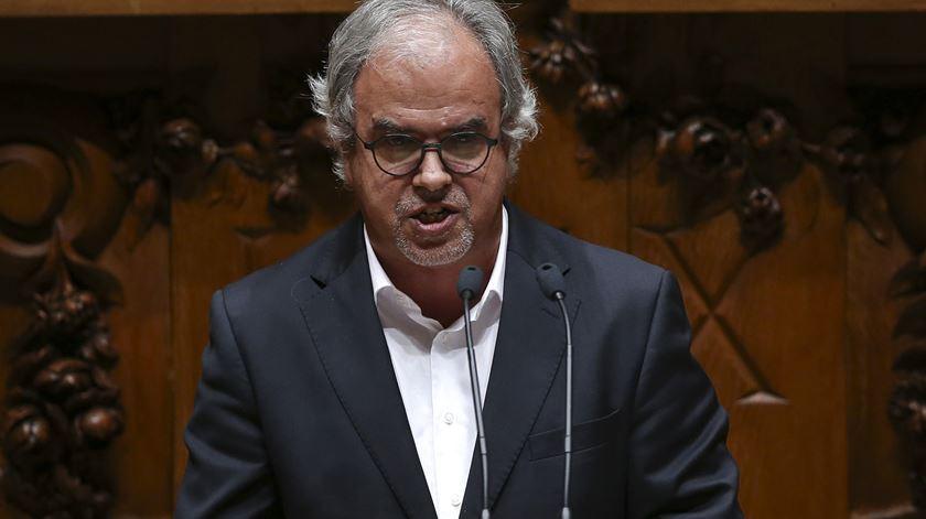 """Pureza diz que despenalização """"é a única forma de respeitar a livre escolha de todos"""". Foto: António Cotrim/Lusa"""