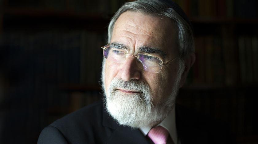 Rabino Jonathan Sacks. Foto: Jonathan Sacks