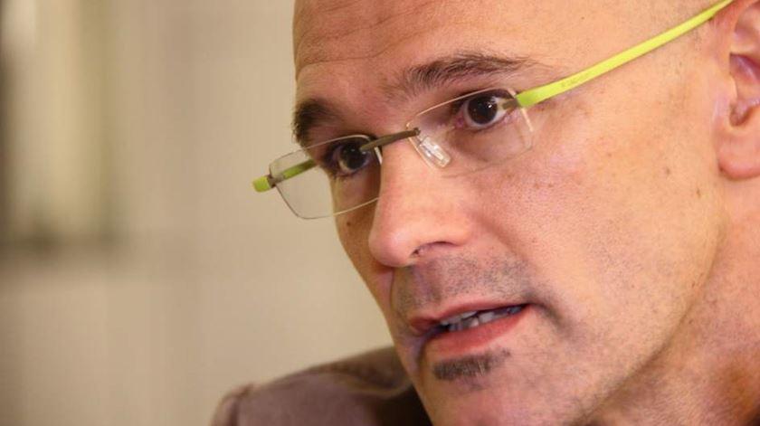Raúl Romeva, o líder da diplomacia da Catalunha. Foto: DR