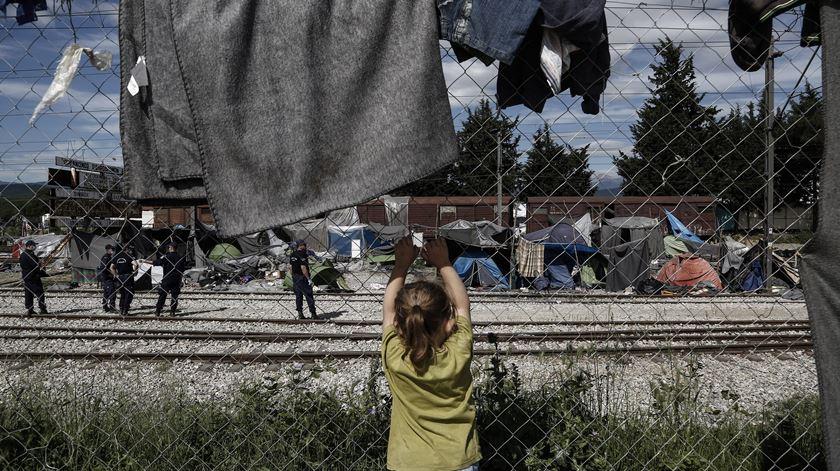 Foto: Yannis Kolesidis/EPA