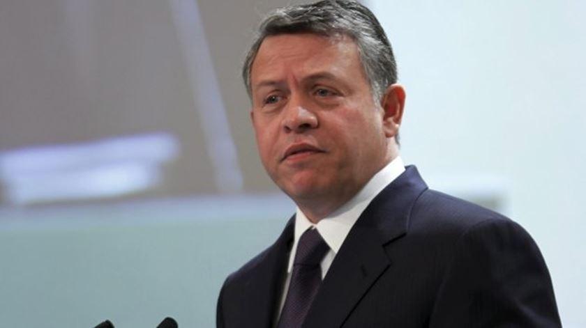 Rei Abdullah II, da Jordânia, vencedor do Prémio Templeton 2018. Foto: DR