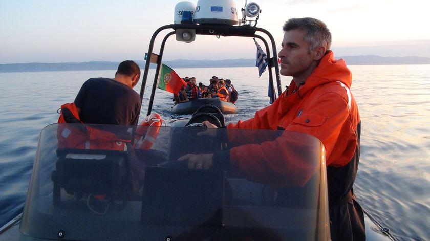 Fotos: GNR - Operação Poseidon Sea 2015