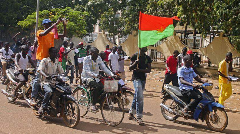 A instabilidade tem marcado os últimos anos no Burkina Faso. Foto: DR