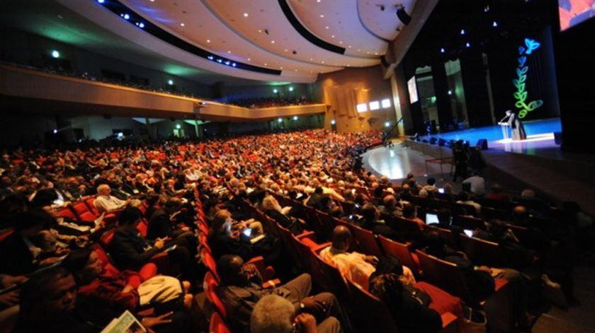 Francisco vai participar num evento do Conselho Mundial das Igrejas. Foto: Joanna Lindén-Montes/WCC