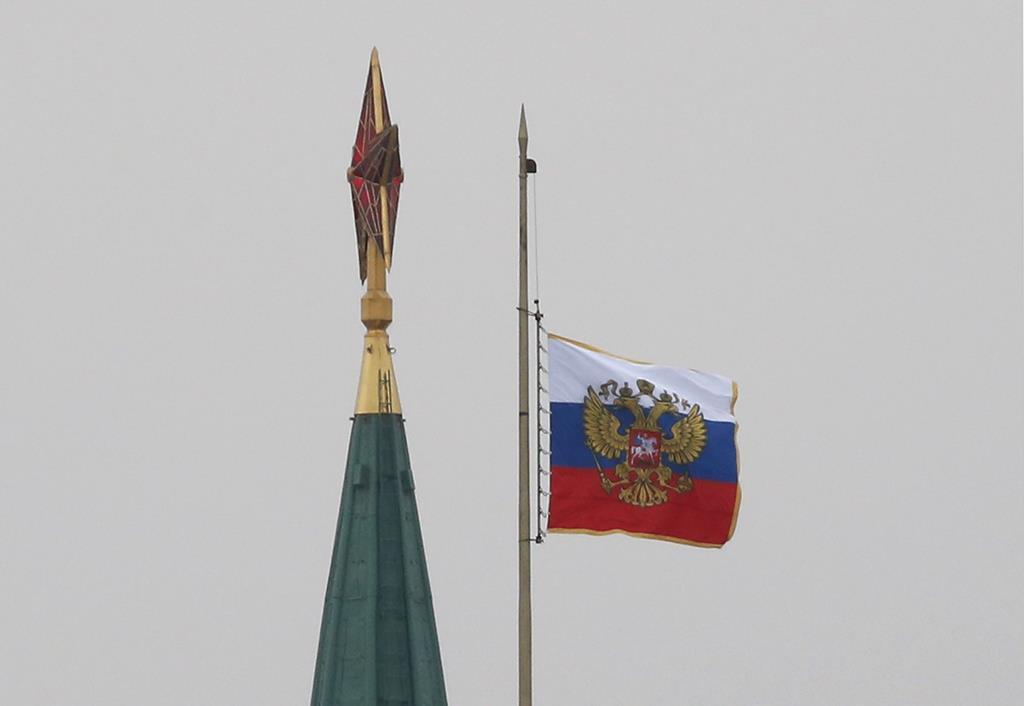 Kremlin firmemente ao lado da Bielorrússia. Foto: Yuri Kochetkov/EPA
