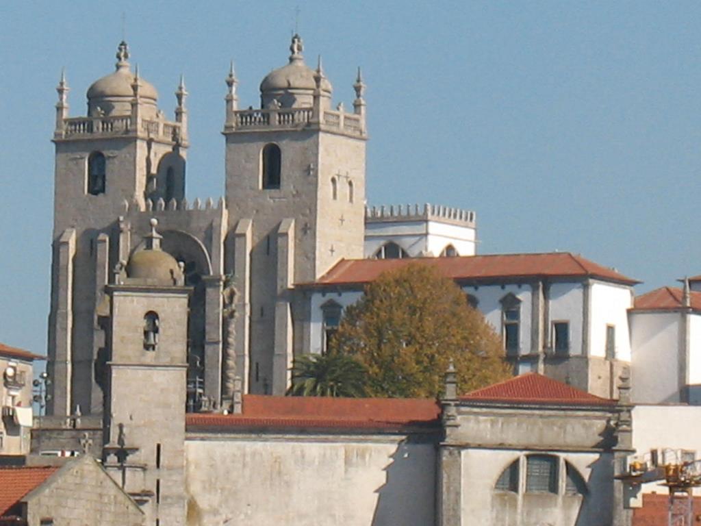 Sé do Porto. Foto: RR