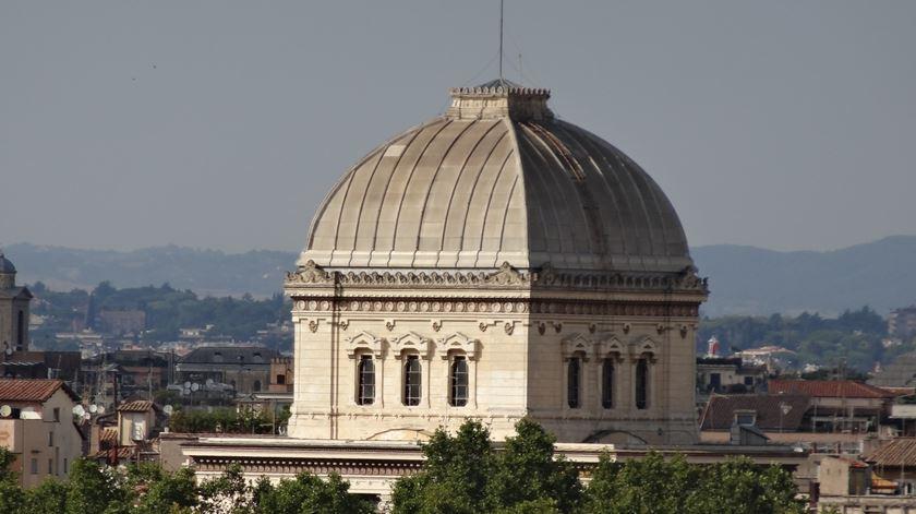 Sinagoga de Roma. Foto: Wikipedia