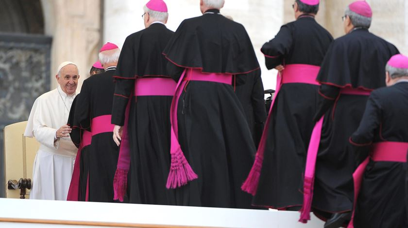 Centenas de bispos vão ao Vaticano participar na cimeira sobre abusos sexuais. Foto: DR
