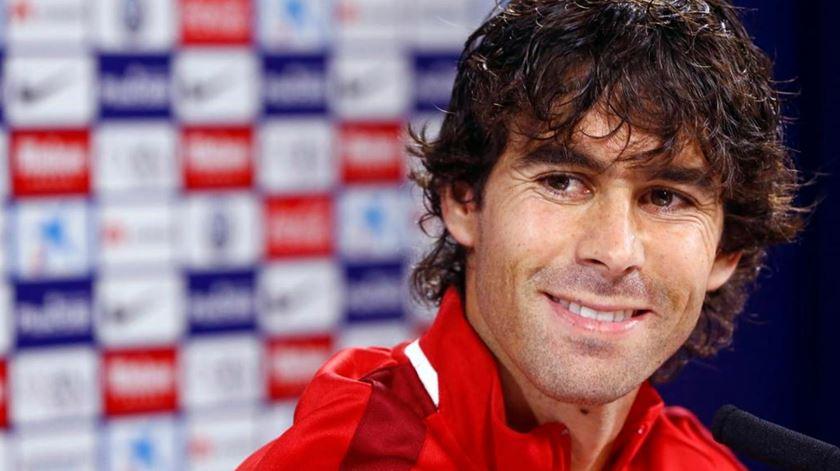 Tiago foi adjunto de Simeone no Atlético de Madrid. Foto: DR